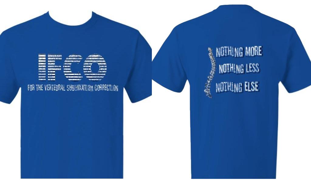 IFCO Chiropractic T-Shirt