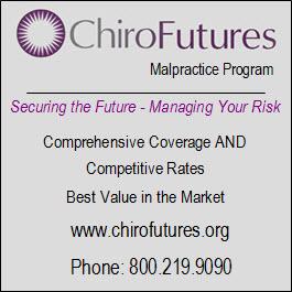 ChiroFutures Chiropractic Malpractice Insurance
