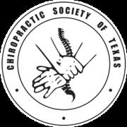 Texas Chiropractic Society logo